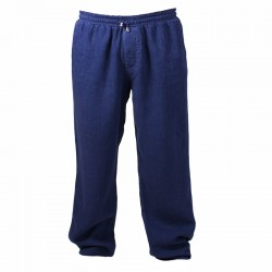 Pantalón largo 100% lino